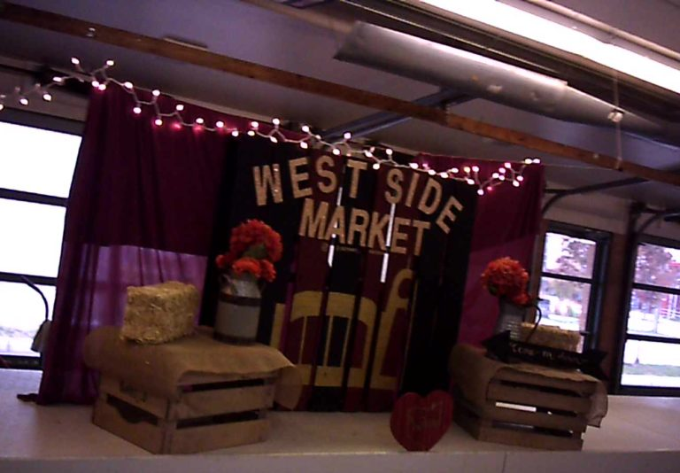Westside Market Photo Booth