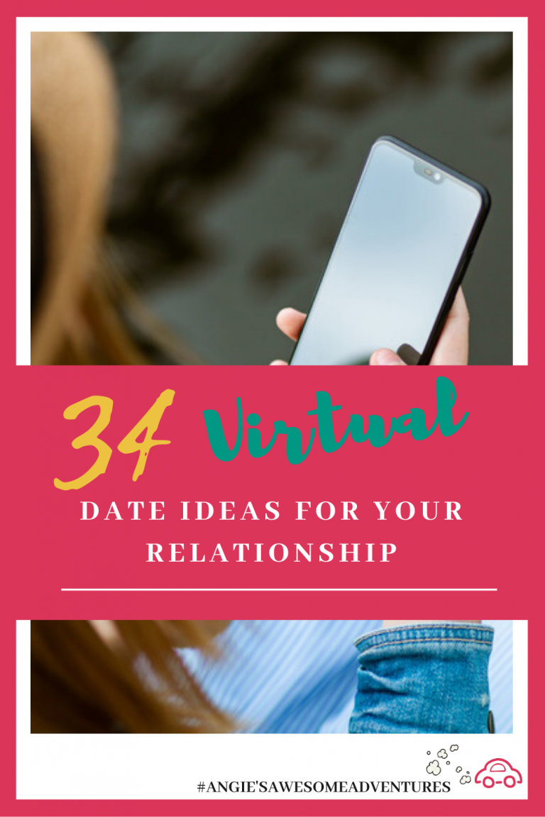 34 Virtual Date Ideas for Your Long Distance Relationship