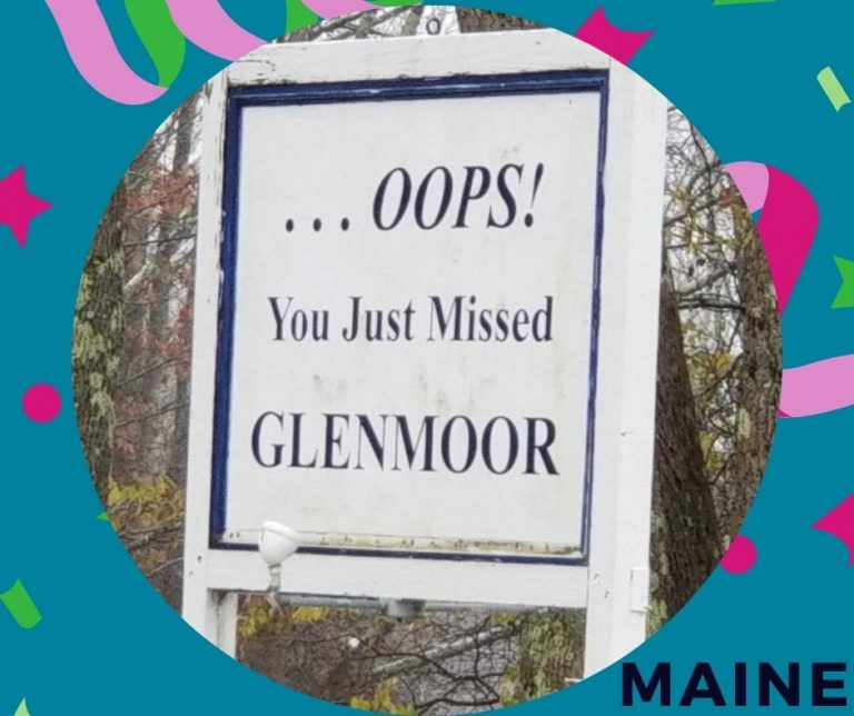 OOPS! You Just Missed GLENMOOR