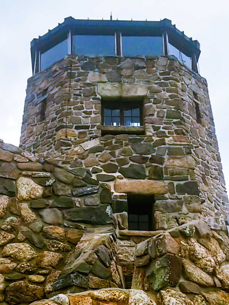 The Tower At Black Elk Peak